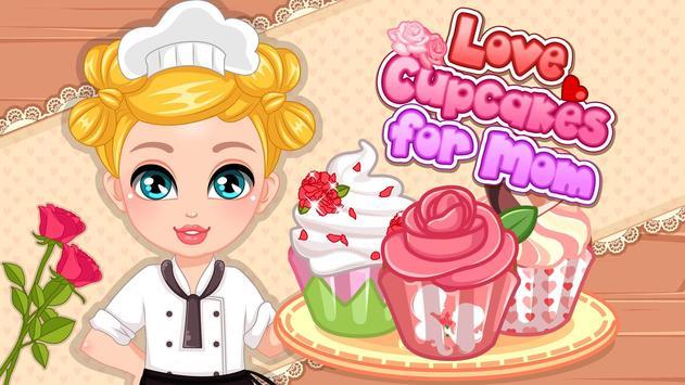 Love Cupcakes for Mom screenshot 4