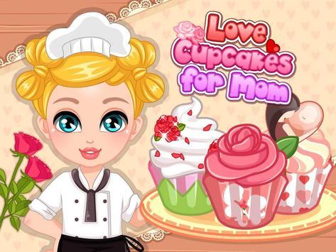 Love Cupcakes for Mom screenshot 8