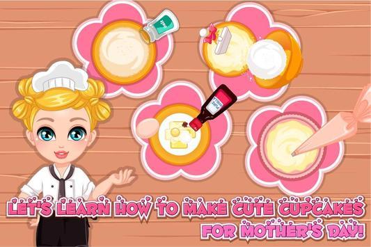 Love Cupcakes for Mom screenshot 1