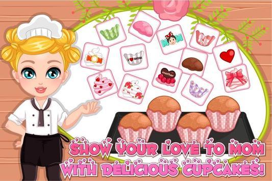 Love Cupcakes for Mom screenshot 2
