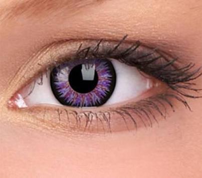 Contact lenses color apk screenshot