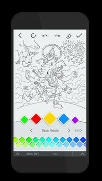 Colores Coloring Book poster