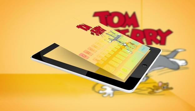 Tom Keyboard and Jerry Theme poster