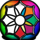 Colorful Drawing And Coloring icon