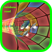 super 3D  colorful illusion tunnel иконка
