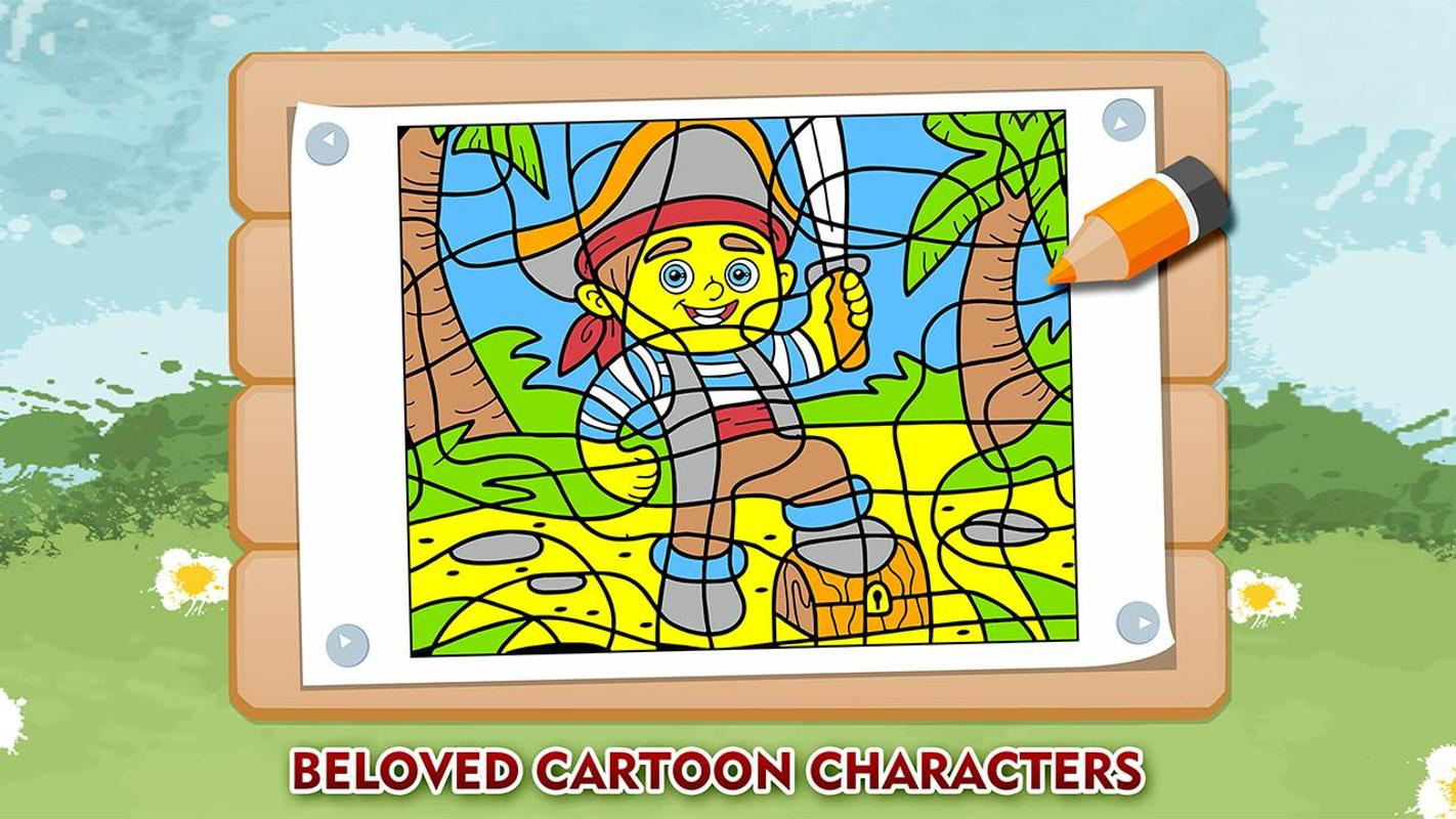 Color by Numbers Free Coloring for Android - APK Download