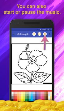 Flower Coloring for Adults screenshot 6
