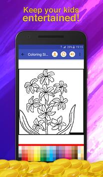 Flower Coloring for Adults screenshot 7