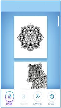 Mandala coloring 2018 ( version 2) apk screenshot