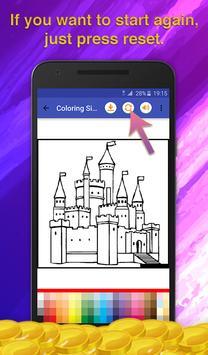 Fairy Tale Coloring Books screenshot 5