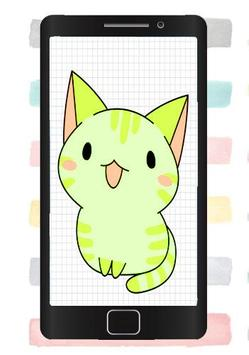 Coloring Book For Kawaii apk screenshot