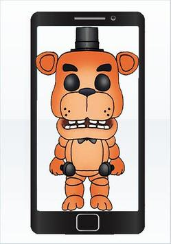 How To Drowing FNAF poster