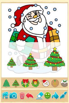 Christmas Coloring pages apk screenshot