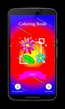 Coloring Book For Adults screenshot 13