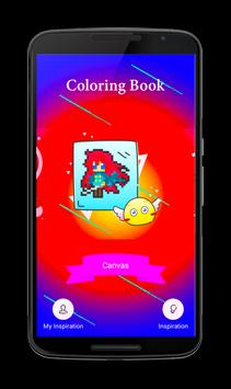 Coloring Book For Adults screenshot 21