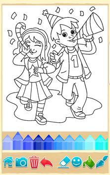 Coloring Pages apk screenshot