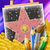 Actor Quiz Coloring Game icon