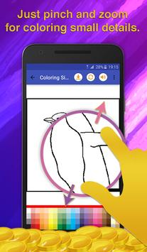 Birds Coloring Game for Kids screenshot 3