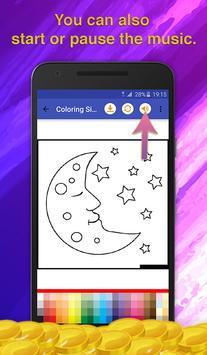 Galaxy Coloring Game screenshot 6