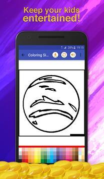 Galaxy Coloring Game screenshot 7