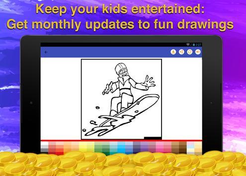 Football Kids Coloring screenshot 11