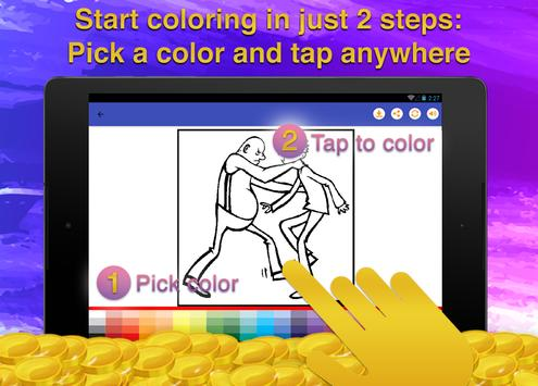 Football Kids Coloring screenshot 13