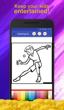 Sports & Football Game Color screenshot 6
