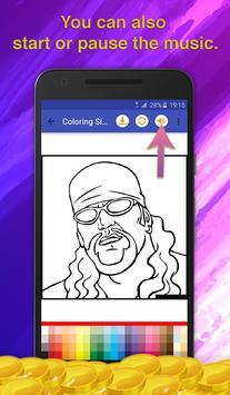 Heroes Cartoon Coloring Game screenshot 6