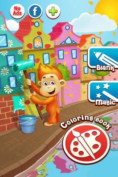 Coloring game for girls and women apk screenshot