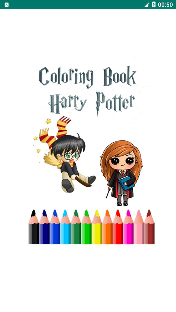 Coloriage Harry Potter Coloring Book For Android Apk Download