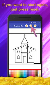 Easter Coloring Page screenshot 5