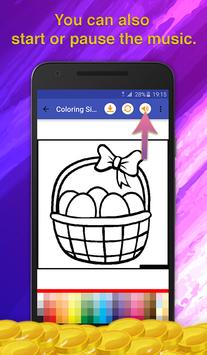 Easter Coloring Page screenshot 6