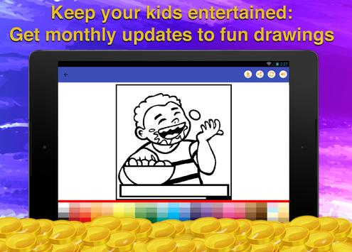Easter Coloring Page screenshot 15