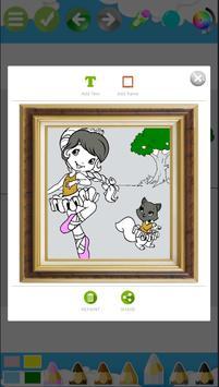 Princess Coloring Books screenshot 1