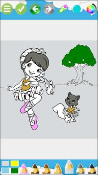 Princess Coloring Books screenshot 2