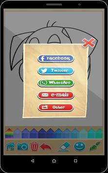 Painting and drawing game apk screenshot