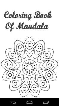 Mandala Coloring Book poster