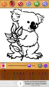 Coloring Book Animals screenshot 4