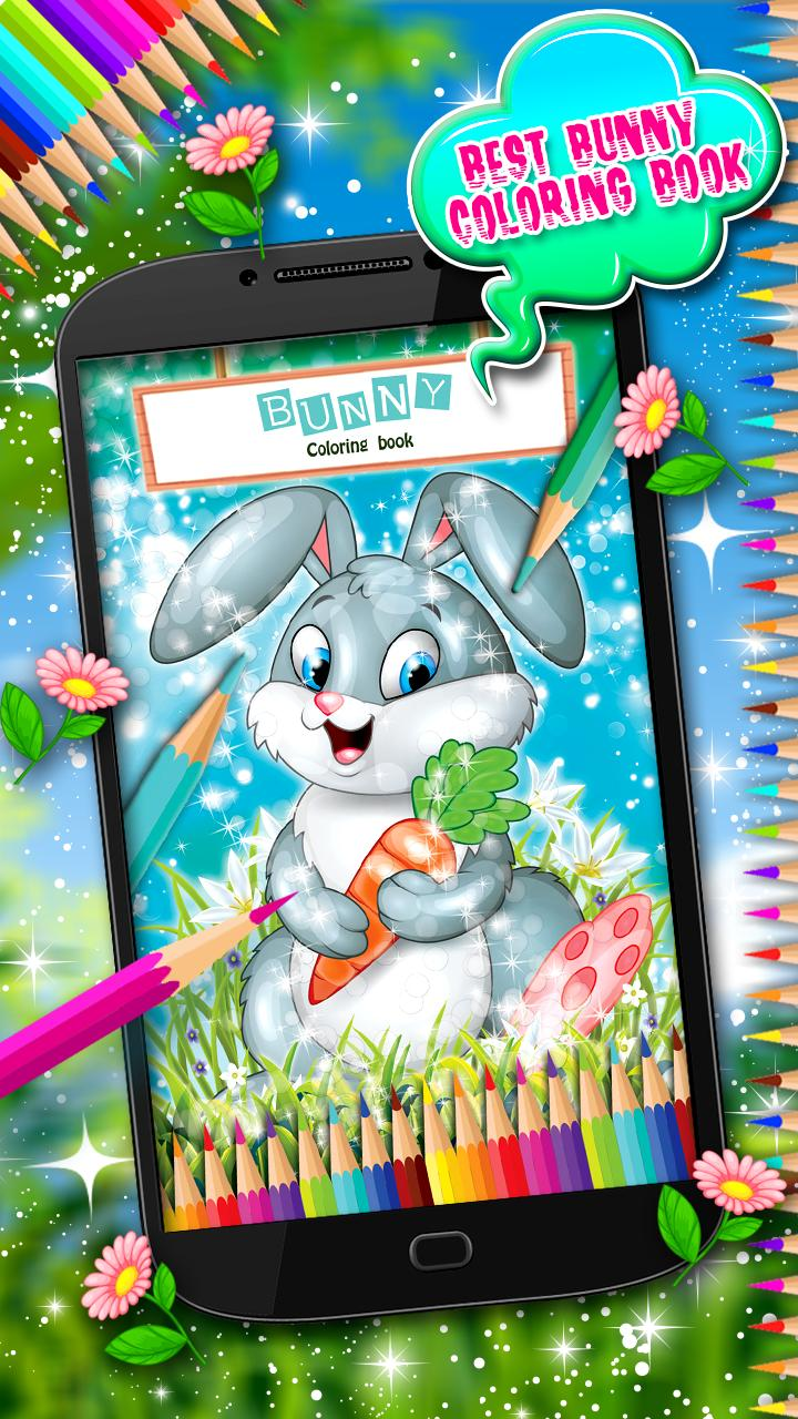 Buku Mewarnai Kelinci For Android APK Download