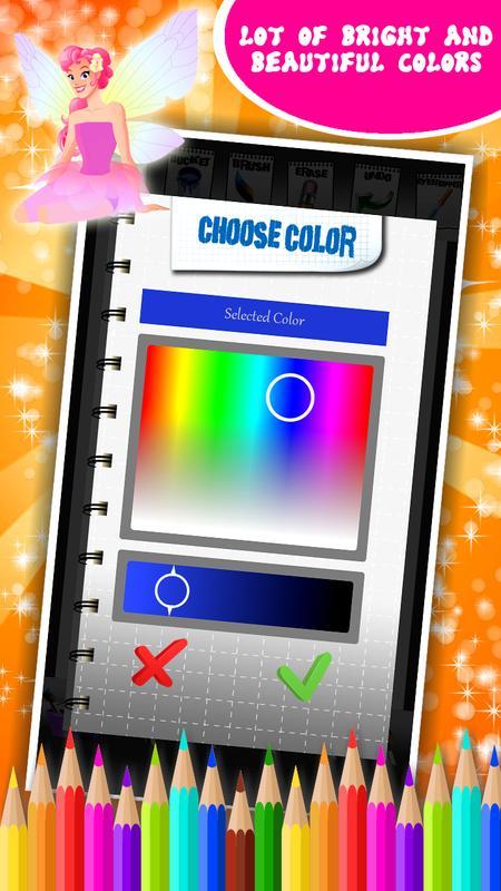 libro de hadas para colorear for Android - APK Download