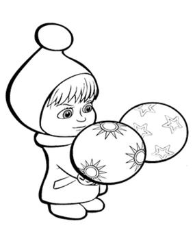 How to color Masha and the Bear coloring Book for Android - APK Download