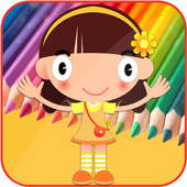 Kids Coloring - Animals icon