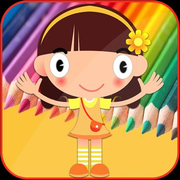 Kids Coloring - Animals apk screenshot