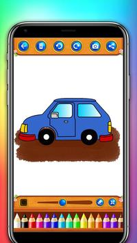 Cars Coloring And Drawing Book How To Draw Cars For Android Apk