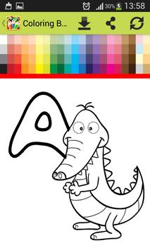 ADHD Coloring Book For Kids apk screenshot