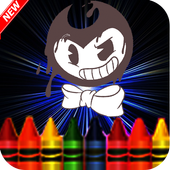 Bendy Coloring 2017 icon
