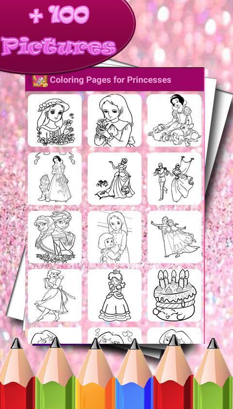 Dibujos Para Colorear Para Lol Princesas Y Muñecas For