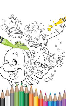 Coloring book for kids🖌️🎨 apk screenshot