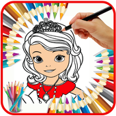 Surprise Lol Dolls Coloring Book icon