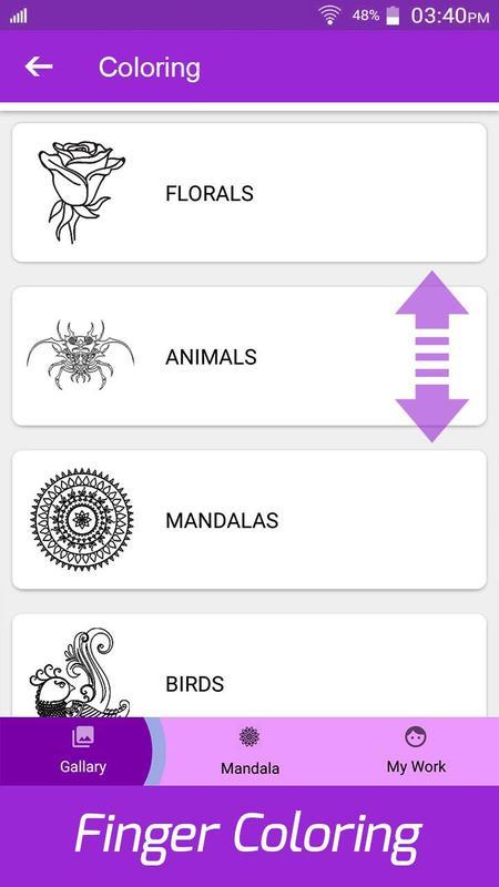 Colorante Art Libro: Dibujo de Mandala, Pintura for Android - APK ...